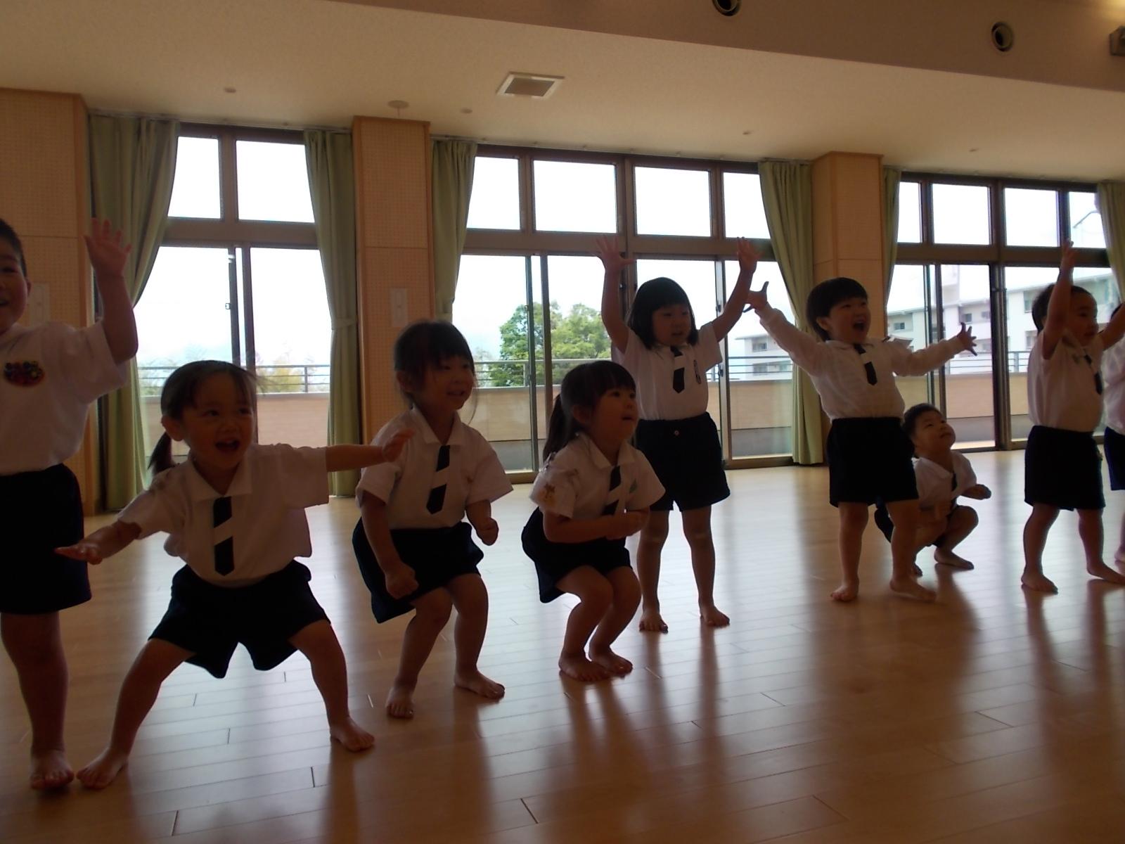 レッツ!ダンス(たんぽぽB)